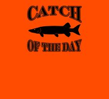 Catch of the Day - Muskie Unisex T-Shirt