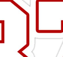 NFL Player Eric Decker eightyseven 87 Sticker
