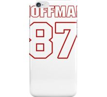NFL Player Cody Hoffman eightyseven 87 iPhone Case/Skin