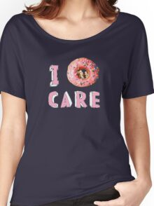 I donut care - karmy Women's Relaxed Fit T-Shirt