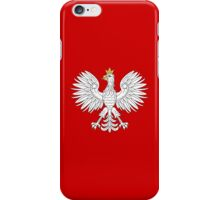 Polish Eagle iPhone Case/Skin