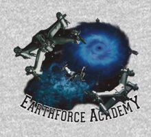 Earthforce Academy One Piece - Long Sleeve