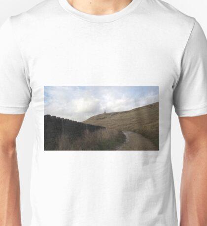 Stoodley pike at dusk Unisex T-Shirt