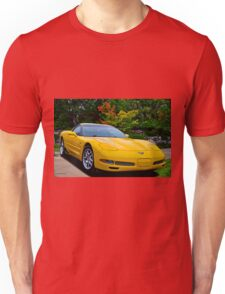 2006 Corvette Z06 '50th Anniversary' C Unisex T-Shirt