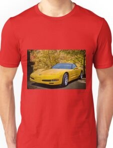 2006 Corvette Z06 '50th Anniversary' B Unisex T-Shirt