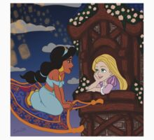 A Whole New World For My Life to Begin by A Girl of  Many Fandoms