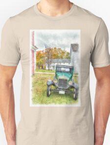 Ford Model A Sedan Unisex T-Shirt