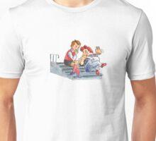 Nursery art - Karlsson on he roof Unisex T-Shirt
