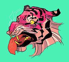 tiger tiger by notmusa