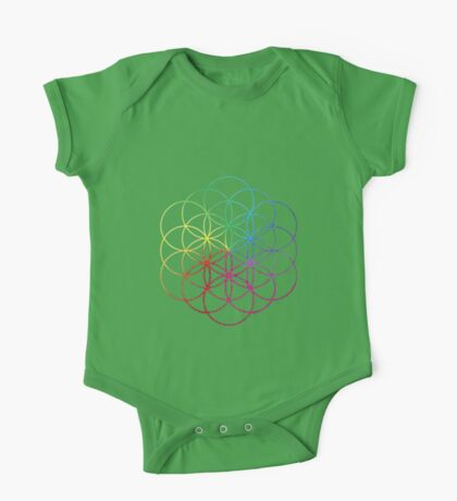 Coldplay One Piece - Short Sleeve