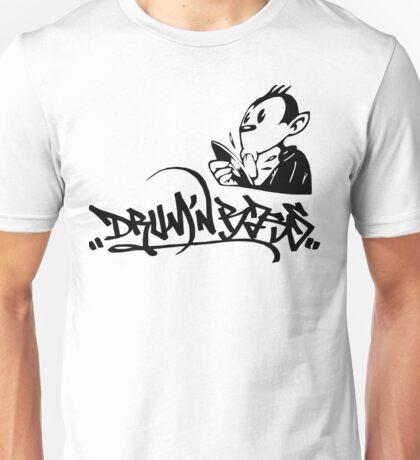 drum n bass monkey Unisex T-Shirt
