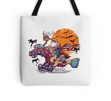 Fink and Loathing Tote Bag