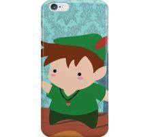Cute Peter Pan iPhone Case/Skin