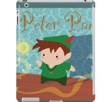 Cute Peter Pan iPad Case/Skin