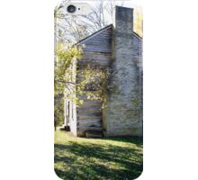 Abraham Lincoln's Birthplace iPhone Case/Skin