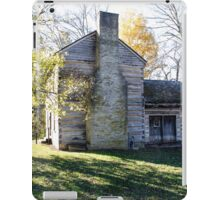 Abraham Lincoln's Birthplace iPad Case/Skin
