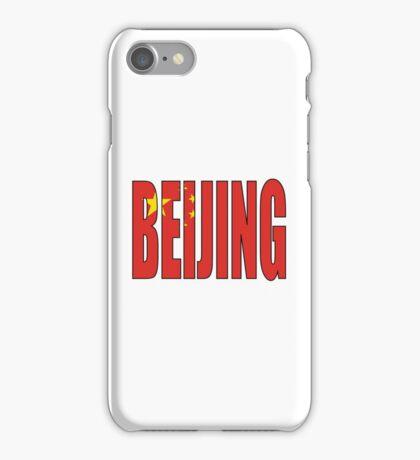 Beijing. iPhone Case/Skin