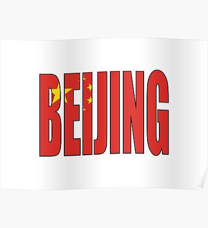 Beijing. Poster