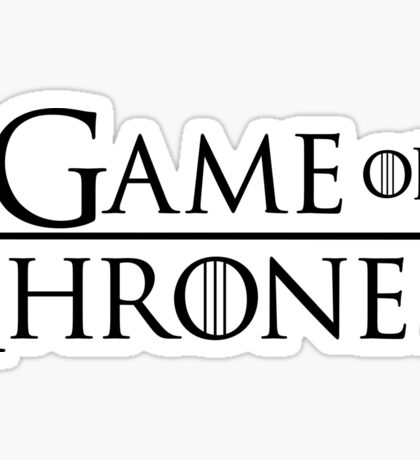 GAME OF THRONES (HBO) Sticker