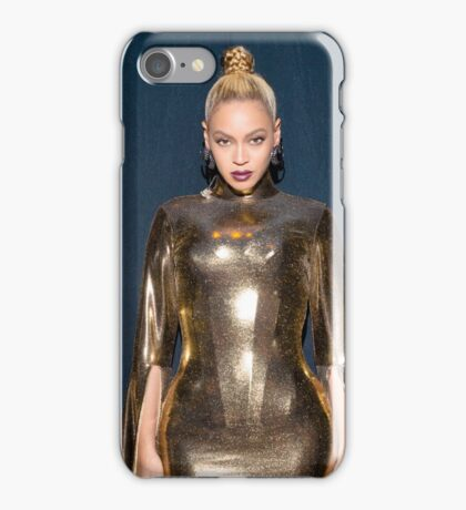 BEYONCé X TIDAL 10 PT 3 iPhone Case/Skin