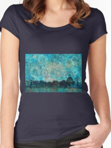 The Gloaming Women's Fitted Scoop T-Shirt