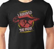 I survived the park T-Shirt