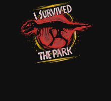 I survived the park Unisex T-Shirt