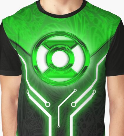 Green Lantern Corps Graphic T-Shirt