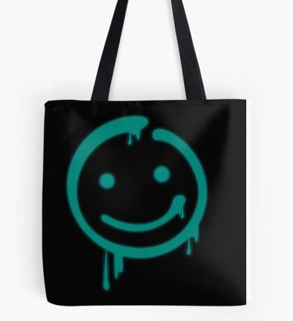 Moriarty Smiley Tote Bag