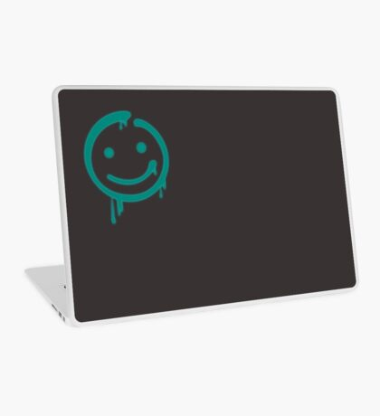 Moriarty Smiley Laptop Skin