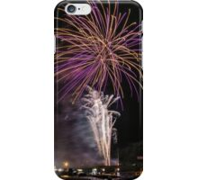 Fireworks spectacular iPhone Case/Skin