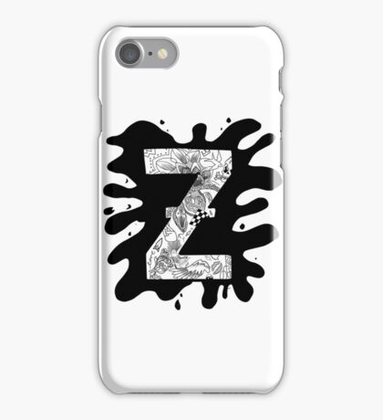 Zap Zed iPhone Case/Skin