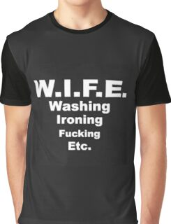 WIFE MEANING  Graphic T-Shirt