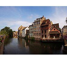 La Petite France, Strasbourg Photographic Print
