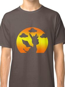 Sunset Spyro Classic T-Shirt