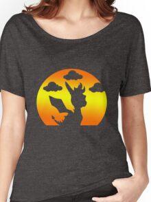 Sunset Spyro Women's Relaxed Fit T-Shirt