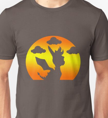 Sunset Spyro Unisex T-Shirt