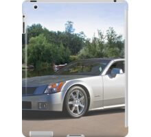 2007 Cadillac XLR Sports Coupe iPad Case/Skin