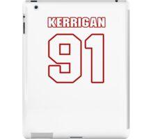 NFL Player Ryan Kerrigan ninetyone 91 iPad Case/Skin