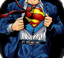 Superman by suzannexp