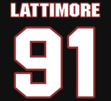 NFL Player DeDe Lattimore ninetyone 91 by imsport