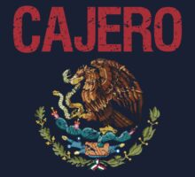 Cajero Surname Mexican Kids Clothes