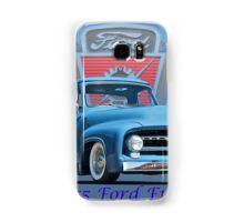 1955 Ford F100 Pickup  Samsung Galaxy Case/Skin