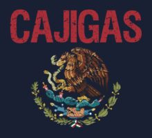 Cajigas Surname Mexican Kids Clothes