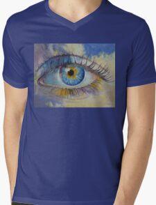 Eye Mens V-Neck T-Shirt