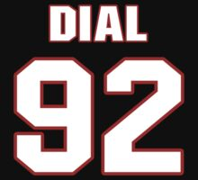NFL Player Quinton Dial ninetytwo 92 by imsport