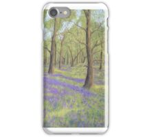 Bluebell Wood iPhone Case/Skin