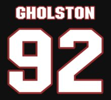 NFL Player William Gholston ninetytwo 92 by imsport