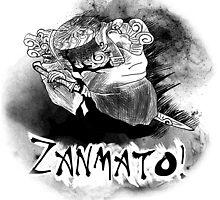 Yojimbo's ZANMATO! by Alessandro Bianco