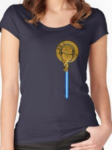 Hand of the Jedi Women's Fitted Scoop T-Shirt